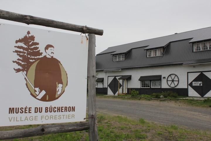 Baptiste Prud'homme reprend le Village du bûcheron