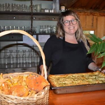 Cuisiner avec la forêt de la Mauricie